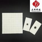 設備防磨工程專用馬賽克耐磨陶瓷片