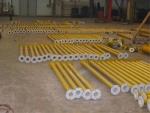 湖北碳钢衬塑管,化工厂废水管道供应