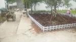 益阳PVC型材 益阳PVC花草护栏 益阳塑钢护栏草坪围栏