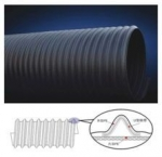聚乙烯钢带增强缠绕排水管生产