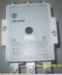 美国AB 100-D180-低压接触器-110V