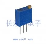 3296W-1-101LF多圈电位器精密电位器