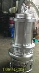 耐腐耐磨大颗粒砂浆泵,潜水渣浆矿渣泵