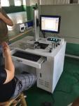 非金属激光打标机用CO2激光打标机 木头激光刻字