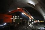 江西鑫通機械CSP-30型車載式混凝土濕噴臺車