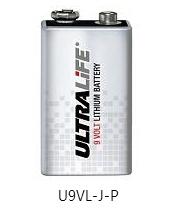 Ultralife便携式电池