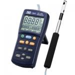 台湾泰仕 TES-1341热线式风速计(USB)
