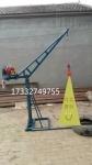 裝修機械室內小窗口大噸位吊運機室外旋轉電動小吊機