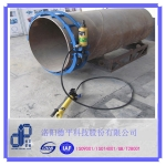 石油天然气热力长输管道对口器