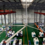 河南大型工业吊扇-广州奇翔安装售后无忧
