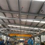 购置工业大风扇,更为节能低碳-广州奇翔