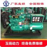 阜阳30kw发电机 养殖加工厂备用电源机 现货直销联保