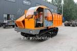 供應工程用履帶運輸車 工程用履帶車拉混凝土