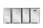 不銹鋼廢氣處理設備簡潔美觀