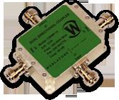 定向耦合器,功率合成器、合路器、3dB电桥、滤波器