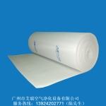 厂家生产 烤漆房顶棚过滤棉 白色空气防尘棉 可定制
