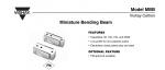 长期供应美国MBB-250LB世铨传感器华中代理现货供应