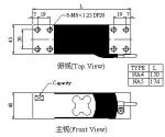 长期供应NA4-200KG称重传感器台湾mavin