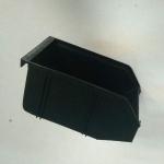 防靜電斜口掛式元件盒,物料元件盒周轉盒定做