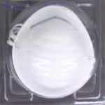 模压口罩,一次性模压口罩,防静电口罩