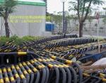 成都道路施工塑料铁马护栏_成都道路施工塑料铁马