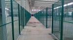 济宁隔离网,工厂隔离专用网,车间隔离网,定做加工。