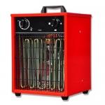9KW电动暖风机升温快速
