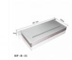 1u2u3u鋁合金機箱儀表工控工作站4u服務器機箱鋁型材定制
