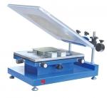霞山高精密型手动式锡膏印刷机数据