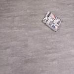 水泥灰色PVC片材地板防水鎖扣SPC石塑地板大理石紋塑膠地板