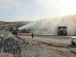 大型矿山自动化喷雾除尘设备造价