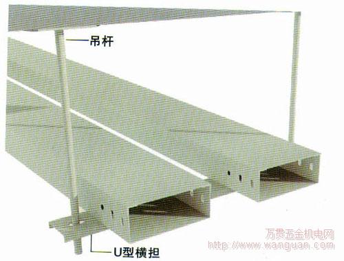 电缆桥架层次的排列是:弱电控制电缆在最上层