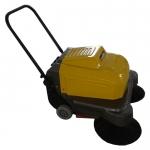 物業保潔配套用手推式掃地機