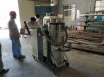 化工厂吸灰尘砂石用的工业吸尘机