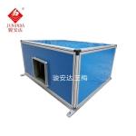 惠州冷冻水风柜 7000风量超薄吊顶风柜直销