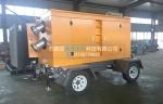 逐浪水利分享应急抢险泵车运行条件及用途