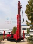 抗旱物资厂家分享液压式钻机如何先配钻杆?