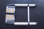 多节伸缩梯铝合金直梯家用多功能工程梯便携折叠伸缩梯