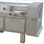 不銹鋼熟肉350型凍肉切丁機圖片