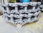 供应沃尔沃700 挖机链条履带 链轨节底盘配件