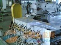 橡胶复合胎面挤出机组控温器