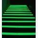 铝合金防滑条,发光楼梯防滑条,发光粉,夜光地贴