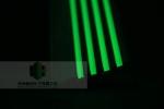 楼梯防滑条 发光铝合金防滑条 消防通道楼梯标志牌