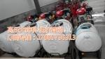 江苏扬州手推车式喷雾机|高压泵打药机|汽油喷雾器