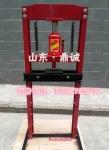 山东济宁轴承压力机20吨手动液压压力机低价批发