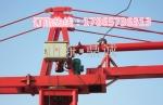 北京12米塔吊布料机,手动混凝土布料机