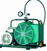 J113E-H高壓電動充氣泵 空氣呼吸器充氣泵