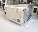 紫外线uv光氧等离子设备 通风管道不锈钢加工
