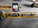 6米混凝土框架式振动梁路面整平机生产厂家