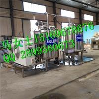 凝固型酸奶生产设备 乳品生产线设备厂家 小型巴氏奶生产线